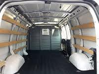 Picture of 2017 GMC Savana Cargo 2500 RWD, interior, gallery_worthy