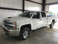 Picture of 2018 Chevrolet Silverado 2500HD Work Truck Crew Cab 4WD, exterior, gallery_worthy