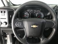 Picture of 2018 Chevrolet Silverado 2500HD Work Truck Crew Cab 4WD, interior, gallery_worthy