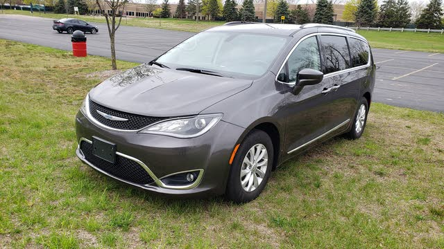 Picture of 2018 Chrysler Pacifica Touring L Plus FWD