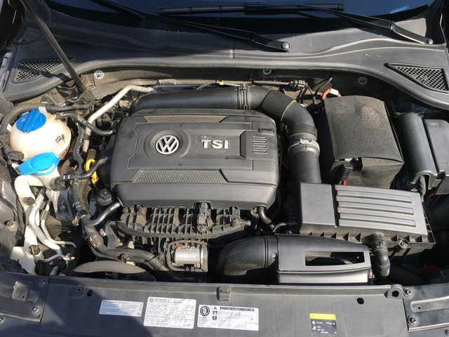 Picture of 2015 Volkswagen Passat Wolfsburg Edition, engine, gallery_worthy
