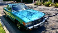 Picture of 1984 Mercedes-Benz SL-Class 380SL Roadster, exterior, gallery_worthy