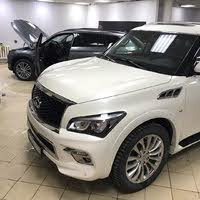 Picture of 2019 INFINITI QX80 Luxe RWD, exterior, gallery_worthy