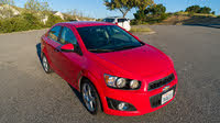 Picture of 2014 Chevrolet Sonic LTZ Sedan FWD, exterior, gallery_worthy