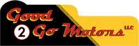 Good 2 Go Motors LLC logo