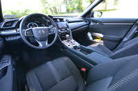 Picture of 2018 Honda Civic Hatchback EX FWD, interior, gallery_worthy