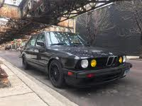 1987 BMW 5 Series Overview