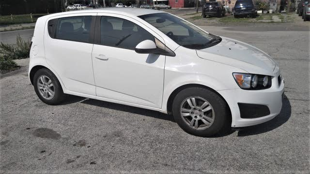 Picture of 2012 Chevrolet Sonic 2LS Hatchback FWD
