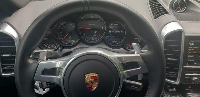 2014 Porsche Cayenne Interior Pictures Cargurus