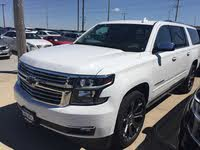 Picture of 2018 Chevrolet Suburban 1500 Premier 4WD, exterior, gallery_worthy