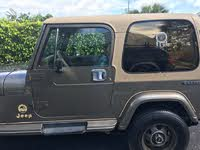 Picture of 1988 Jeep Wrangler Sahara 4WD, exterior, gallery_worthy