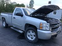 Picture of 2011 Chevrolet Silverado 1500 LT LB 4WD, exterior, gallery_worthy