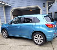 Picture of 2012 Mitsubishi Outlander Sport SE AWD, exterior, gallery_worthy