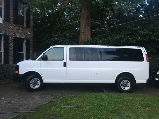 Picture of 2012 GMC Savana LS 3500 Ext