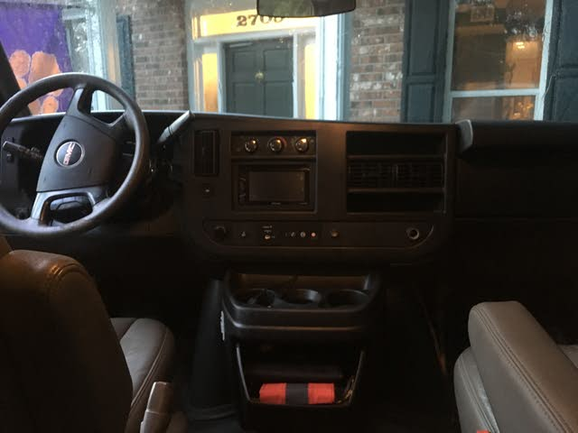 Picture of 2012 GMC Savana LS 3500 Ext, interior, gallery_worthy