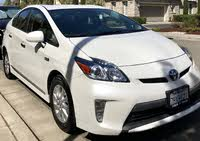 Picture of 2015 Toyota Prius Plug-In Base, exterior, gallery_worthy