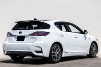 Picture of 2014 Lexus CT Hybrid 200h F Sport FWD, exterior, gallery_worthy