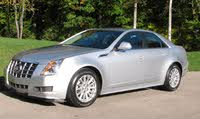 Picture of 2012 Cadillac CTS 3.0L AWD, exterior, gallery_worthy