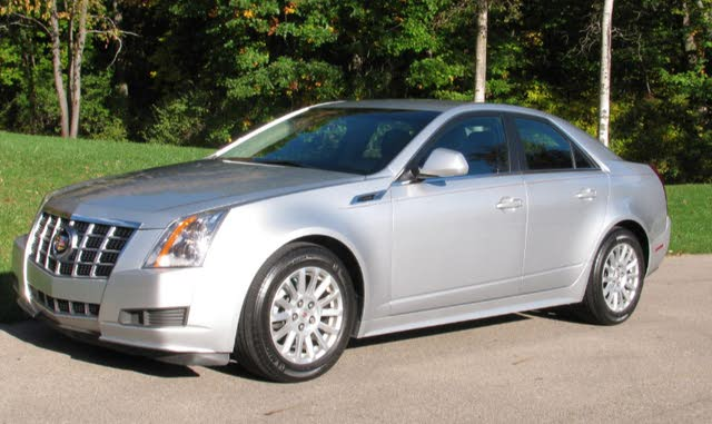 Picture of 2012 Cadillac CTS 3.0L AWD