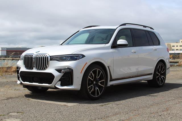 2019 Bmw X7 Test Drive Review Cargurus