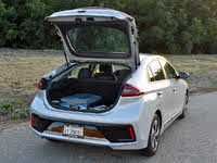 2019 Hyundai Ioniq Hybrid SEL FWD, 2019 Hyundai Ioniq Hybrid SEL trunk space, interior, gallery_worthy
