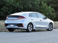 2019 Hyundai Ioniq Hybrid SEL FWD, 2019 Hyundai Ioniq Hybrid SEL in Silver, exterior, gallery_worthy