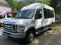 Picture of 2011 Ford E-Series E-350 XLT Super Duty Extended Passenger Van, exterior, gallery_worthy