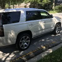 Picture of 2015 Cadillac Escalade Platinum 4WD, exterior, gallery_worthy