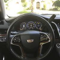 Picture of 2015 Cadillac Escalade Platinum 4WD, interior, gallery_worthy