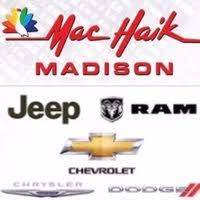 Madison Mac Haik Chevrolet logo