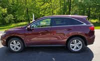 Picture of 2015 Acura RDX AWD with Technology Package, exterior, gallery_worthy