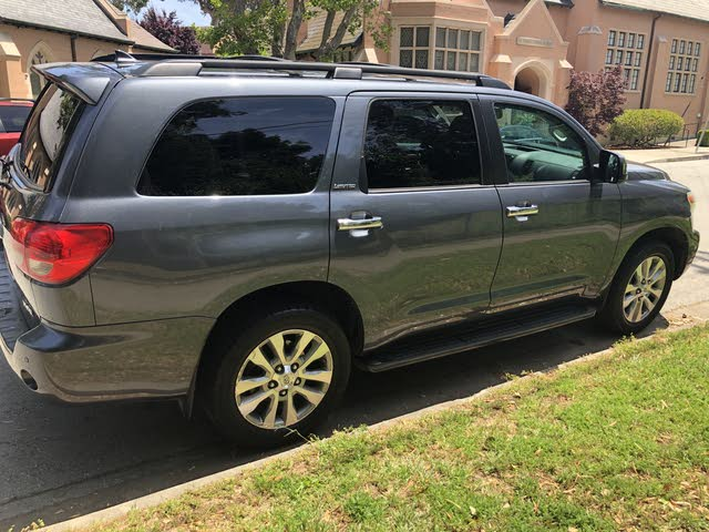Picture of 2010 Toyota Sequoia Limited 4WD
