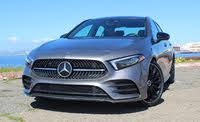 2019 Mercedes-Benz A-Class A 220 Sedan 4MATIC AWD, 2019 Mercedes-Benz A-Class Exterior, exterior, gallery_worthy