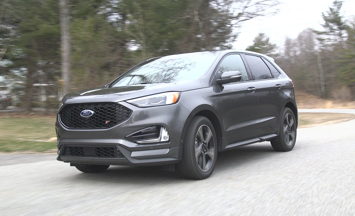 Ford Edge - Overview - CarGurus