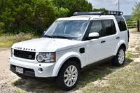 2012 Land Rover LR4 Overview