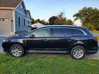 Picture of 2013 Lincoln MKT Livery Fleet FWD, exterior, gallery_worthy