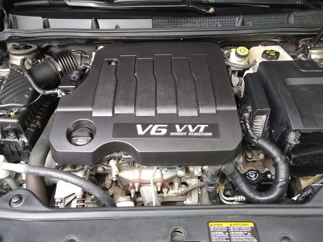 buick lacrosse cxl cargurus fwd engine