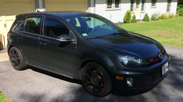 Picture of 2013 Volkswagen GTI 2.0T 4-Door FWD with Convenience and Sunroof