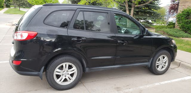 Picture of 2012 Hyundai Santa Fe 2.4L GLS AWD, exterior, gallery_worthy