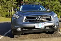 Picture of 2012 INFINITI FX50 AWD, exterior, gallery_worthy
