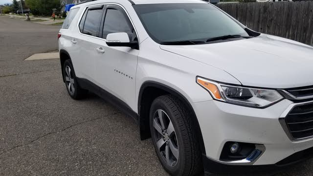 Picture of 2019 Chevrolet Traverse LT Leather AWD