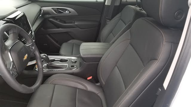 Picture of 2019 Chevrolet Traverse LT Leather AWD, interior, gallery_worthy