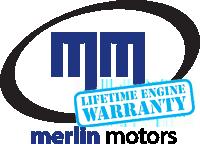 Merlin Motors logo
