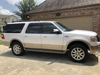 Picture of 2012 Ford Expedition EL King Ranch 4WD, exterior, gallery_worthy