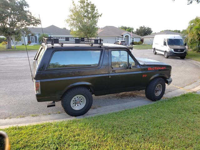 Picture of 1992 Ford Bronco Eddie Bauer 4WD