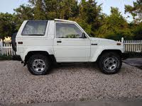 Picture of 1990 Daihatsu Rocky, exterior, gallery_worthy
