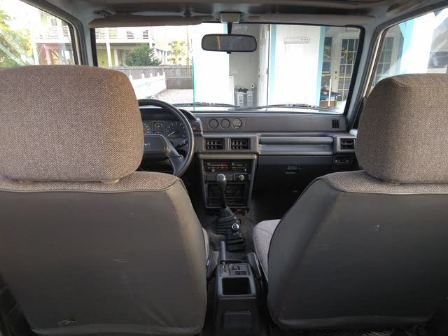 Picture of 1990 Daihatsu Rocky, interior, gallery_worthy