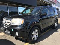 Picture of 2011 Honda Pilot EX 4WD, exterior, gallery_worthy