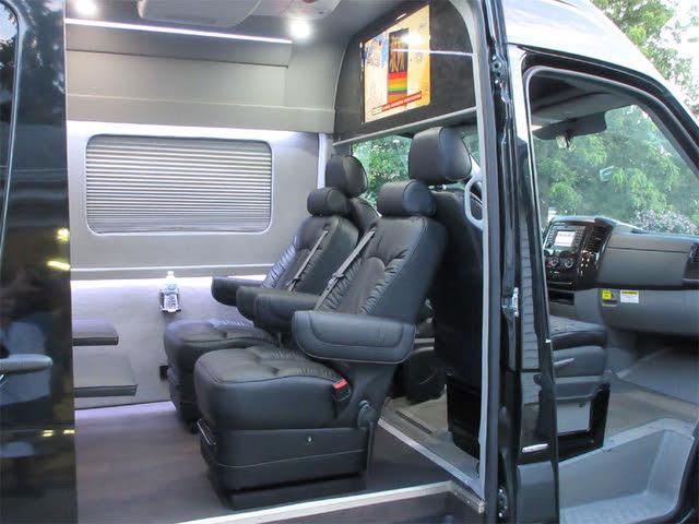 2016 Mercedes-Benz Sprinter - Interior Pictures - CarGurus