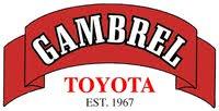 Gambrel Toyota logo